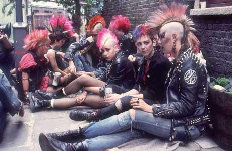 Resultado de imagem para tribo punk